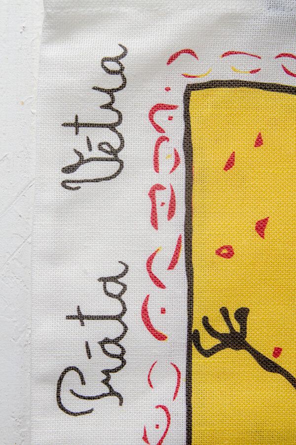 "Lina soma (""Prāta vētra"" dizains)"