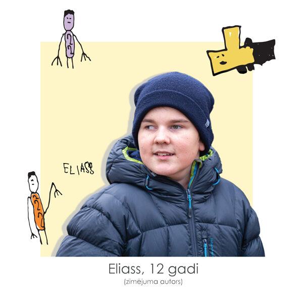 Ziedojums Eliasam